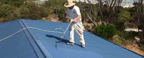 How To Paint A Roof Roof Painting Tips Amp Guide